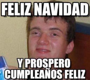 Divertidos memes de cumpleaños para compartir