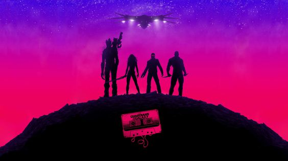 Guardians of the Galaxy (2560x1440) WALLPAPERS Pinterest - oster m amp ouml bel schlafzimmer