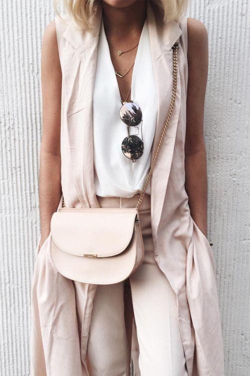 Nude Shoulder Bags - Shop Now