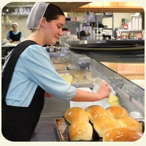 Hometown Kitchen - Lancaster County PA Amish cooking - Quarryville PA ~ Sarah's Country Kitchen ~