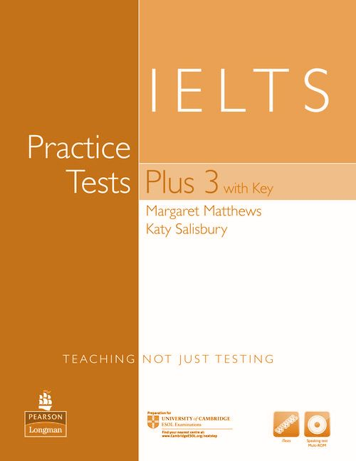Ielts practice tests plus by vanessa jakeman.