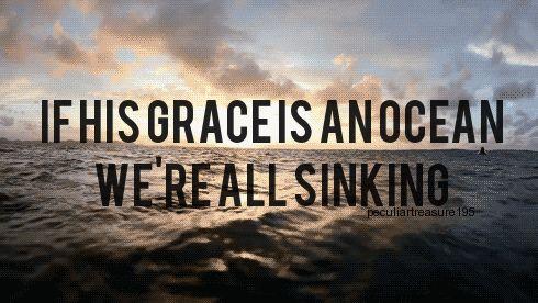 Grace amazing.
