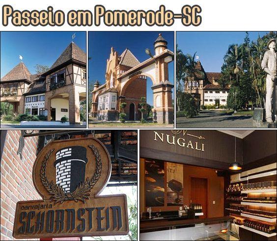 Tour Gastronômico em Pomerode