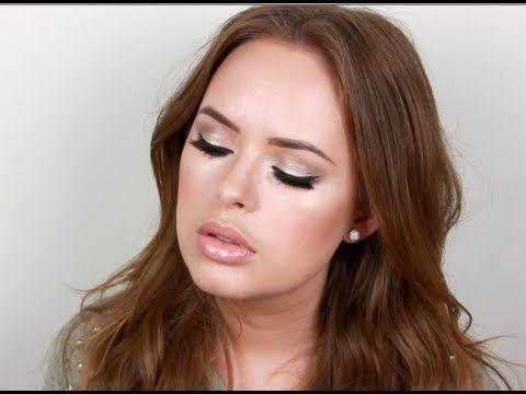 Glamorous Kim Kardashian Makeup Tutorial! by Tanya Burr