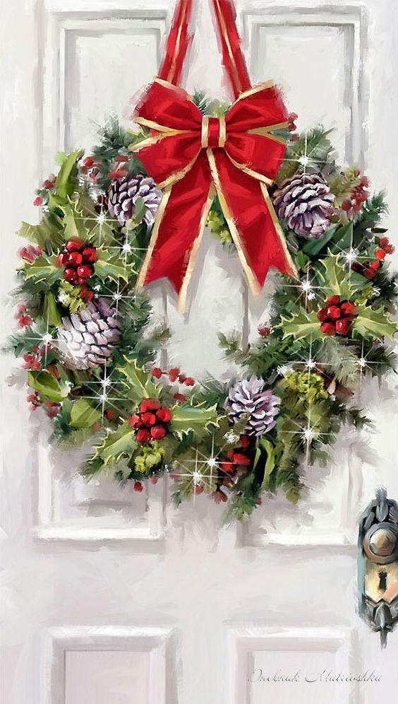 Мобильный LiveInternet В Рождество все дома, как шкатулки запрятанных истин… Художник Richard Macneil. | луида - Дневничок для моих друзей и гостей . |: