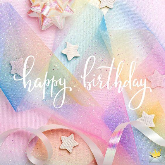 Happy birthday image.