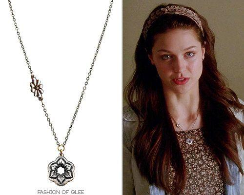 GLEE open flower necklace dana schneider by danaschneiderjewelry, $260.00