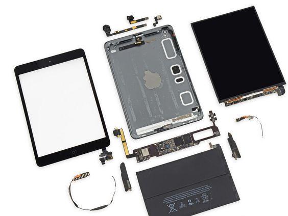 iPad Mini cu Ecran Retina – baterie mai mare, grosime suplimentara si alte detalii interesante (Video)