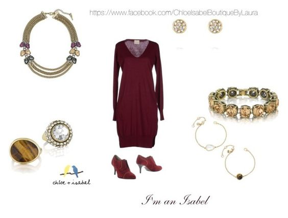 I'm an Isabel by lauradesigns on Polyvore featuring Laneus, Fratelli Rossetti and Chloe + Isabel  https://www.facebook.com/ChloeIsabelBoutiqueByLaura  https://www.chloeandisabel.com/boutique/lauragazda