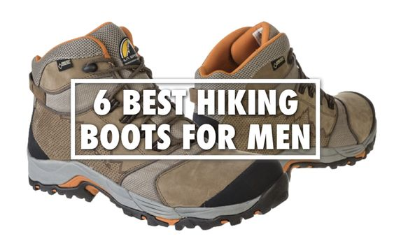 The Best Hiking Boots (And Hiking Shoes) For Men