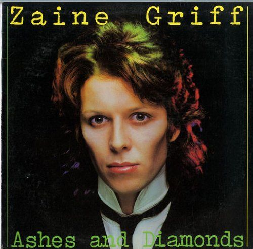 Tony Visconti had just returned from working with David Bowie in Berlin, when they started to record Zaine's album in autumn 1979. During the sessions David Bowie walked in, saw Zaine recording and asked Zaine and his band to record three new versions of his songs. One of them was the acoustic Space Oddity (1979 version), the other one a different version of Panic in Detroit which was later added to Bowie's next album Scary Monsters.