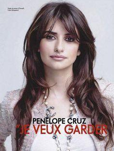 penelope cruz hairstyles - Pesquisa Google