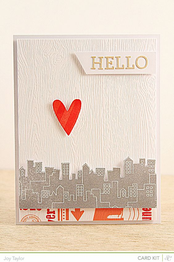 Less is More: Neverland Card Kit!