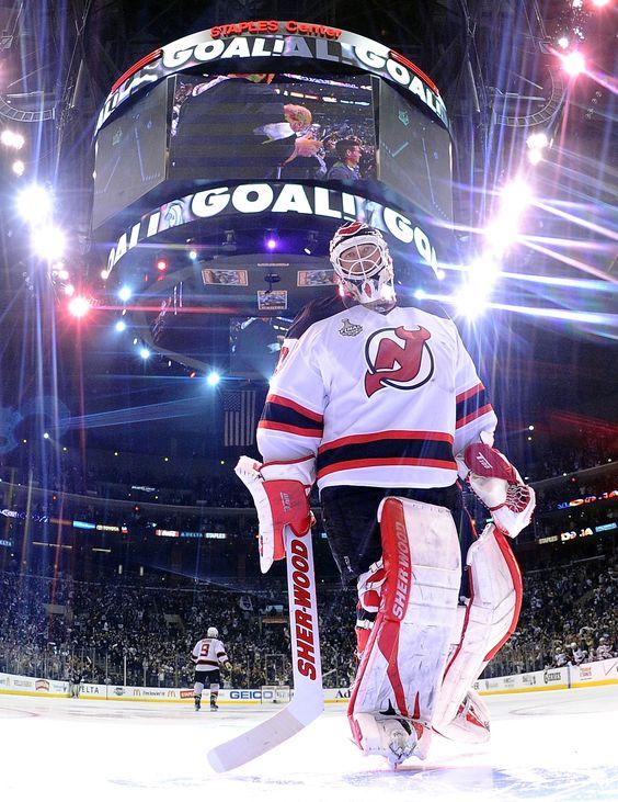 martin brodeur   new jersey devils hockey #nhl