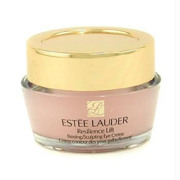 Resilience Lift Firming/Sculpting Eye Creme - 15ml/0.5oz by Estee Lauder. $86.82. An intensely nourishing re-contouring eye cream Helps lift & re-define eye contours Contains exclusive Photo-Activated & Nocturnal Lift Complexes Helps enhance skin s natural collagen & elastin production Developed with light-diffusing optics that instantly blur the look of fine dry lines Unveils a firmer sleeker more radiant & younger looking eye areaProduct Line: Estee Lauder - Resilience - Eye ...