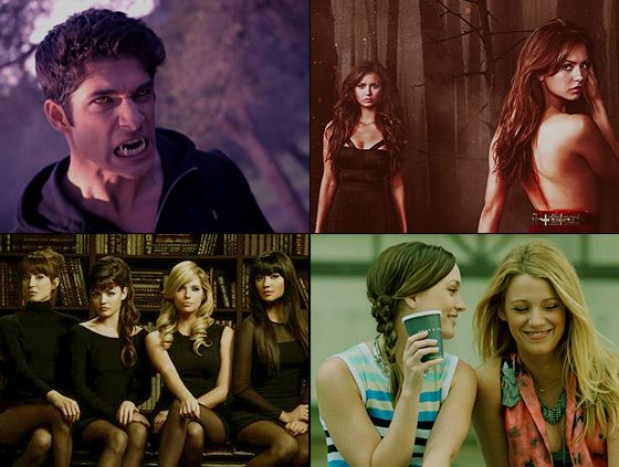 What Your All-Time Favorite Teen TV Drama Says About Your Personality