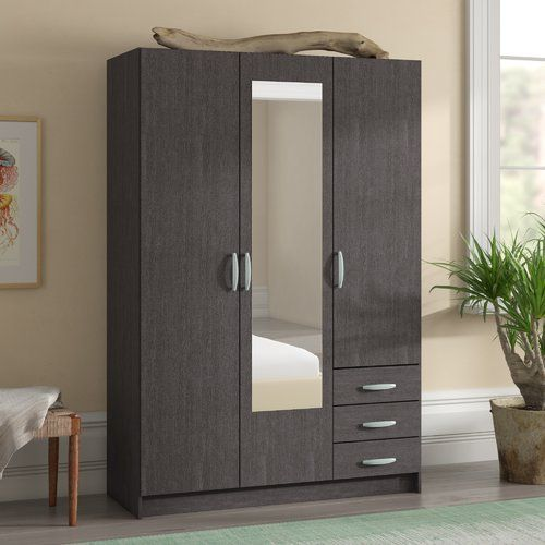 Marshall 3 Door Wardrobe Riley Ave Wardrobe Design Bedroom Bedroom Cupboard Designs Wardrobe Furniture