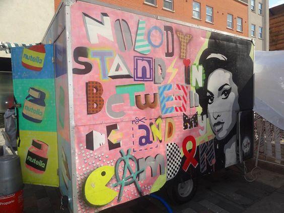 A pluralidade cultural de Camden Town #viagem #turismo