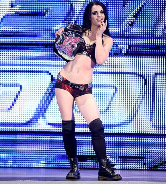 WWE Divas Champion Paige