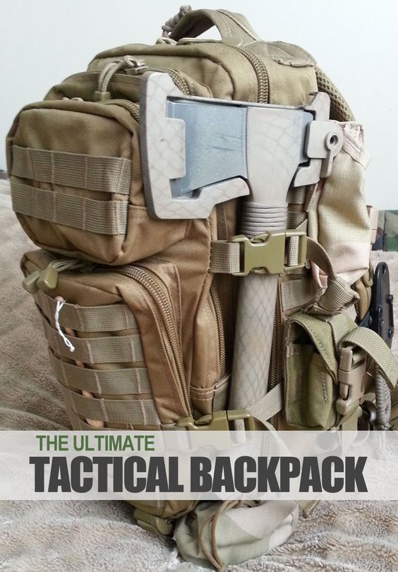 In this article, we'll go over the primary considerations for choosing a tactical backpack so that you can rest comfortably knowing that your choice meets your needs. #survivalist #tacticalgear #backpacks