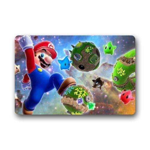 Custom Machine-washable Door Mat Super Mario Indoor/Outdo... http://www.amazon.com/dp/B0154QRN2M/ref=cm_sw_r_pi_dp_jjIqxb0PGMC63