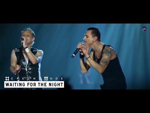Depeche Mode Waiting For The Night Darkness Rmx Youtube Depeche Mode Music Flow Celebrity Weddings