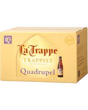 Bia La Trappe Quadrupel 10% - Chai 330ml - Bia Nhập Khẩu