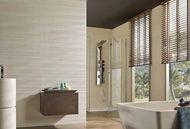 Carabela: revestimientos y pavimentos, tejas, griferías, muebles y accesorios de baños y cocinas.