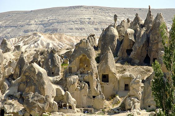 History in Stone, Cave Dwellings in Cappadocia [Explore]