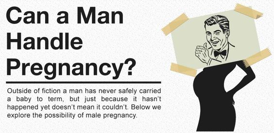 Can A Man Be Pregnant 87