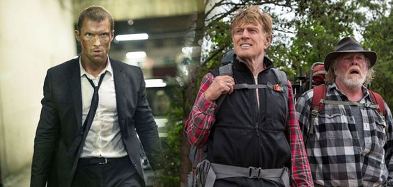 New combatants entering the Box Office Battlefield on September 4, 2015 includes The Transporter Refueled, A Walk in the Woods, and Before We Go. Should you see 'em, skip 'em, or rent 'em? We've got the answers for you.