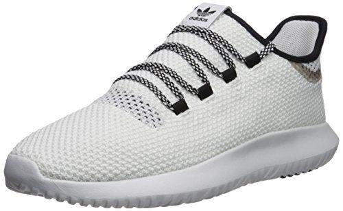 adidas Originals Men's Tubular Shadow CK, White/White/Core Black ...