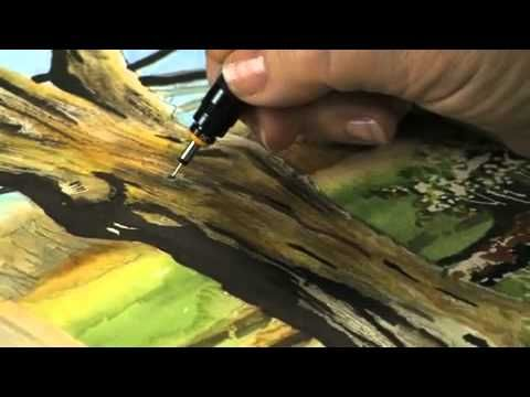 Tutorial - How To Draw Trees - Watercolor, Pen & Ink Techniques.mp4   Watercolor/Drawing   Pinterest   Watercolour pens, Watercolor and Tutorials