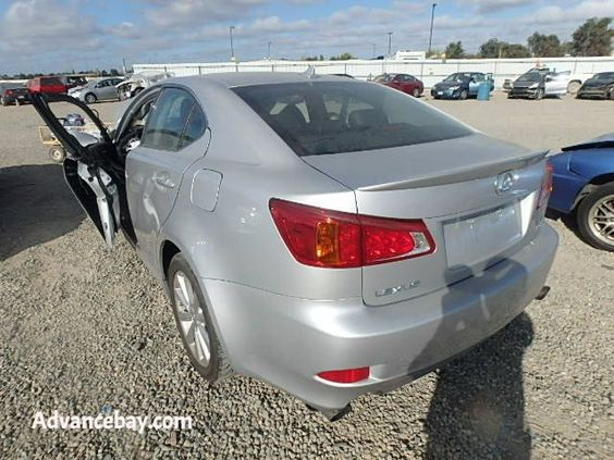 2010 Lexus IS250 on sale parts only parting out Advancebay Inc #041