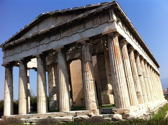 Hefestión, Atenas, Grecia