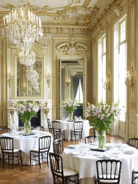 © Markus Gortz pour le Shangri-La Hotel, Paris