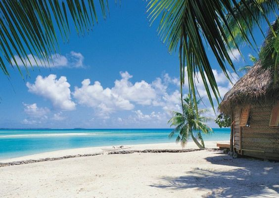 capanna sulla spiaggia..my home