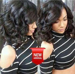 Incredible Wigs For Black Women Hair Bobs And Human Hair Wigs On Pinterest Short Hairstyles Gunalazisus