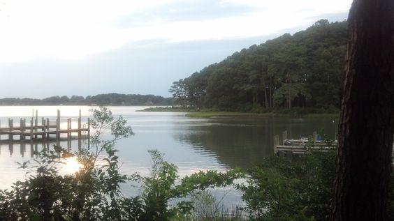 Beautiful Hungars Creek, Machipongo, VA