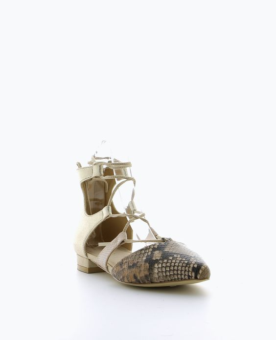 BALLERINE BOUT POINTU - Chaussures Femme - NOUVELLE COLLECTION   Texto