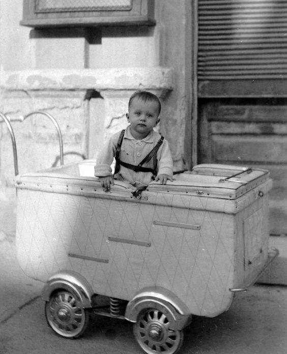 Babakocsi, 1934.