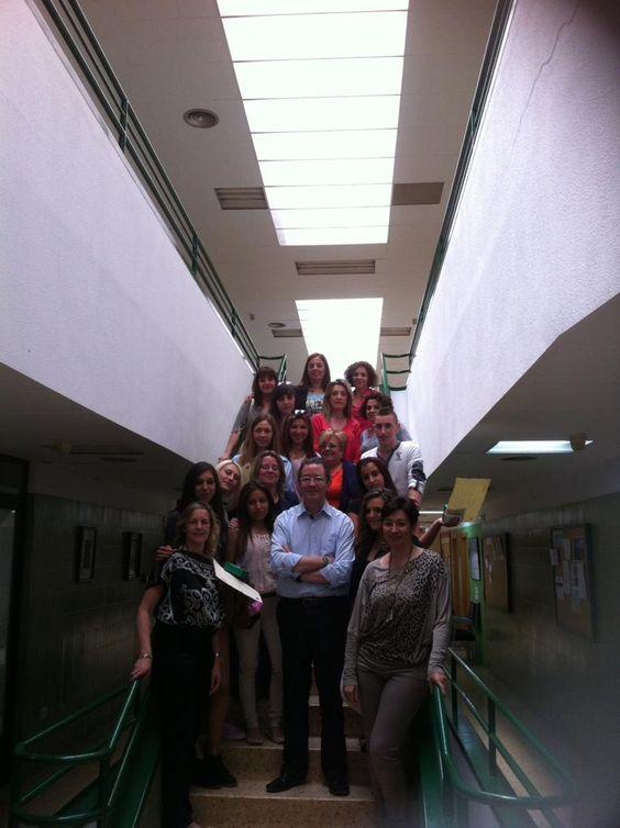 Segorbe clausura el curso de auxiliar de peluquería del curso académico 2012/2013