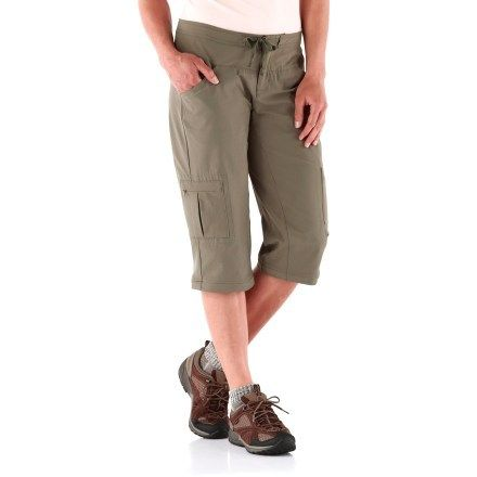 BACK VIEW (DUNE) Mountain Hardwear Yuma Convertible #Pants ...