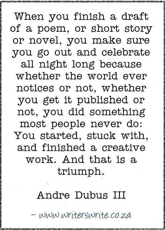 Celebrate writing: