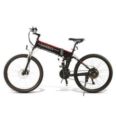 Samebike Lo26bkft Electric Bicycle 21s Shifting Spoke Wheel 48v 10ah 500w Updated Version Sale Price Reviews Gearbest Di 2020