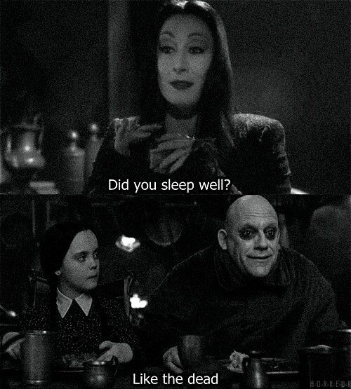 movie line The Addams Family 1991 | Addams family quotes ...