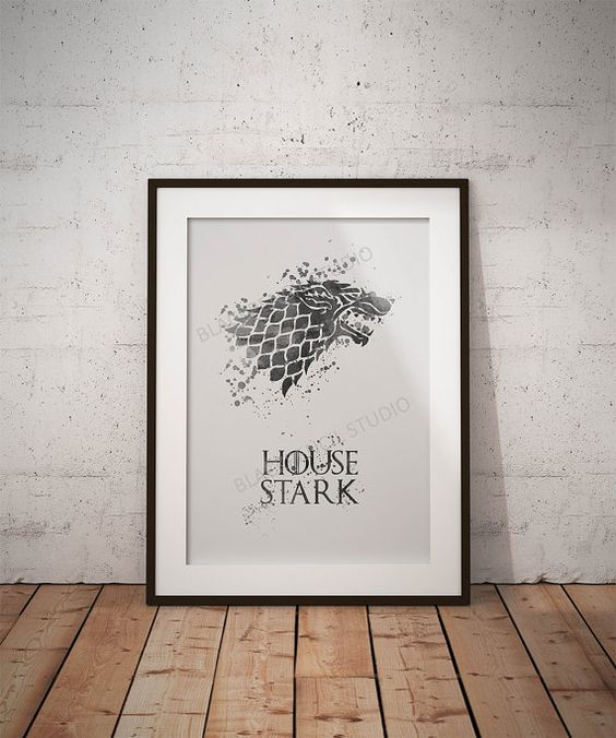 Check out this item in my Etsy shop https://www.etsy.com/uk/listing/463797568/game-of-thrones-house-stark-sigil-black