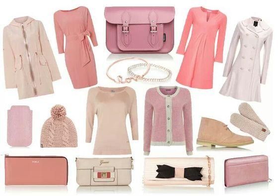 Pink winter inspiration by 'de bijenkorf'