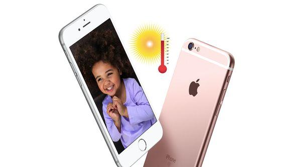 Algunos usuarios reportan sobrecalentamiento del iPhone 6s y iPhone 6s Plus - http://www.actualidadiphone.com/algunos-usuarios-reportan-sobrecalentamiento-del-iphone-6s-y-iphone-6s-plus/