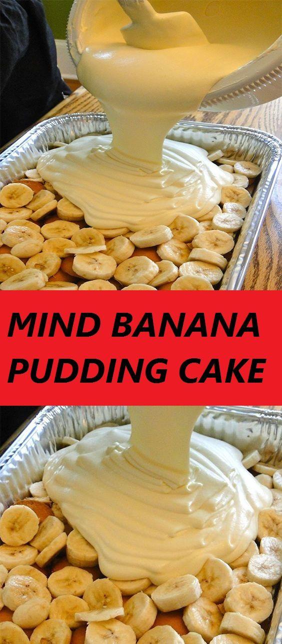 Mind Banana Pudding In 2020 Banana Pudding Recipes Easy Pudding Recipes Banana Pudding